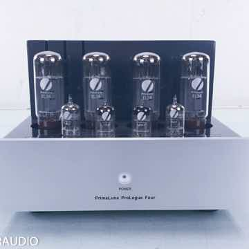 ProLogue Four Stereo Tube Power Amplifier