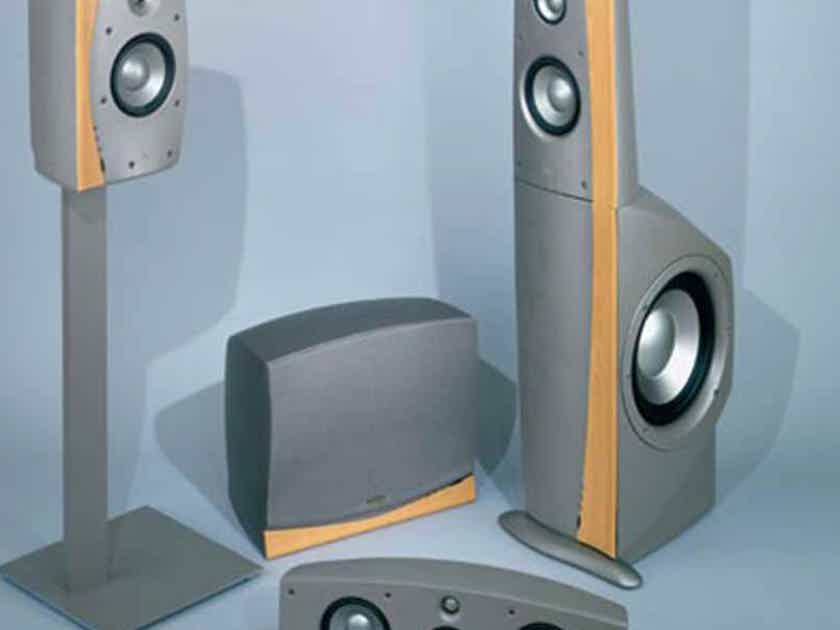 Complete Infinity Intermezzo Surround Sound System