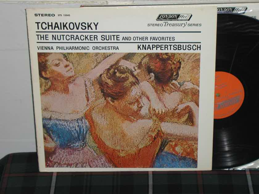 Knappertsbusch/VPO - Tchaikovsky UK Import London STS FFRR from '60s.
