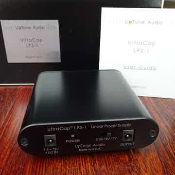 UltraCap LPS-1 Ultra-low noise DC power supply