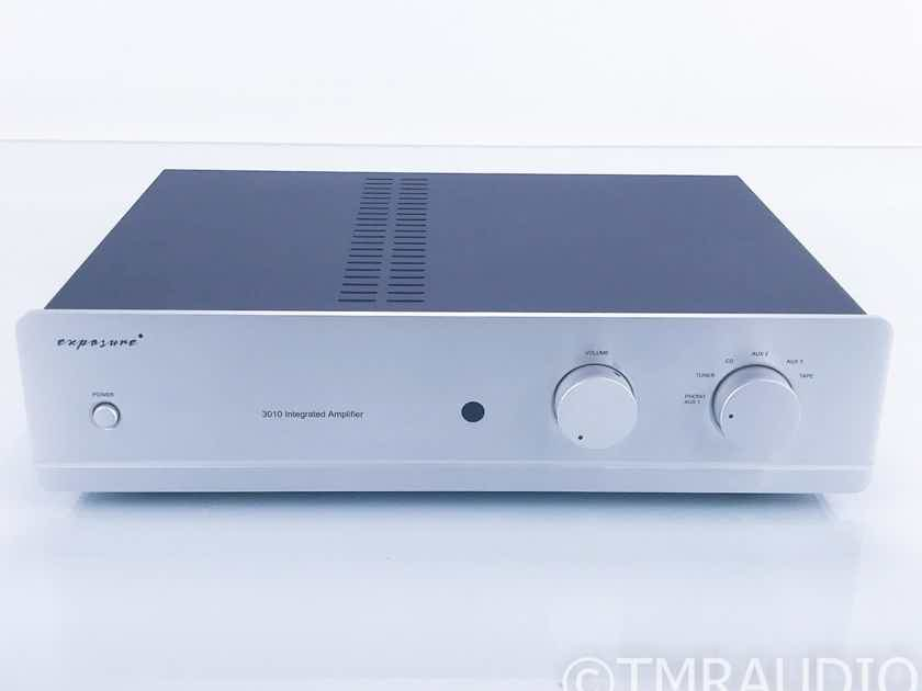 Exposure 3010 Stereo Integrated Amplifier; MM Phono; 240V Unit (16693)