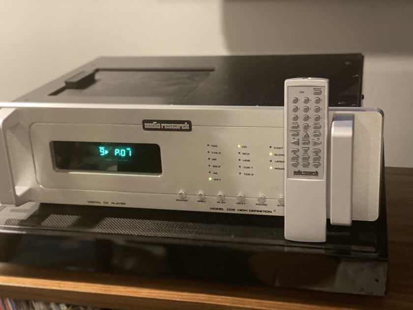 Audio Research CD6 CD Player DAC and Transport