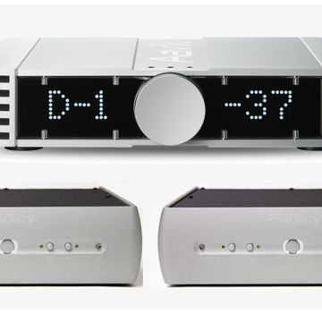 Aavik Acoustics C-150 preamp w/Phono&DAC plus 2 Audio A...