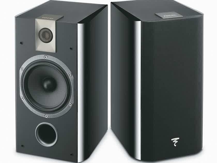 Focal Chorus 706 Bookshelf Speakers Refurbished Full Warranty 40 Off