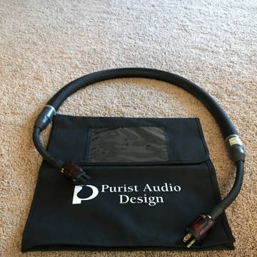 Purist Audio  20th Anniversary 1 m AC power