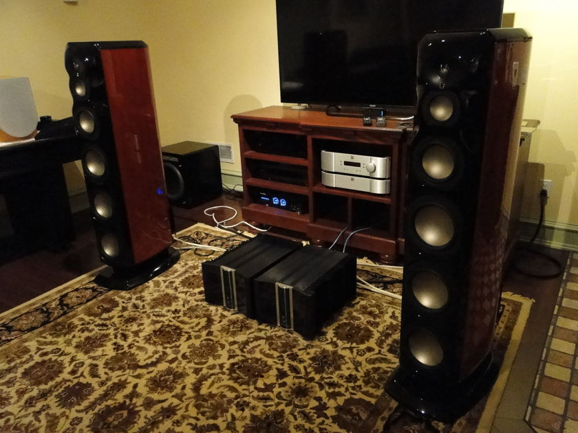 Revel Ultima2 Salon2 PRICE REDUCED!! WILLING TO CONSIDER PARTIAL TRADES