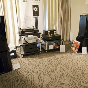Best Sound of the Show at RMAF 2016 with Voxativ and Fern & Roby
