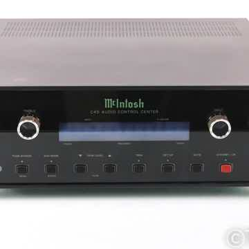 McIntosh C45 5.1 Channel Home Theater Processor