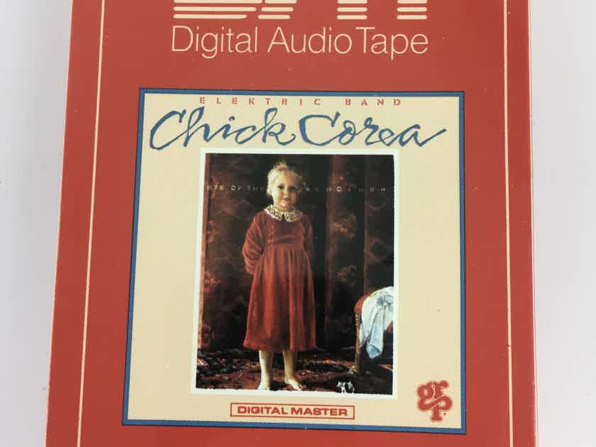 Chick Corea Elektric Band - Eye of the Beholder DAT Tape, New, GRP Digital
