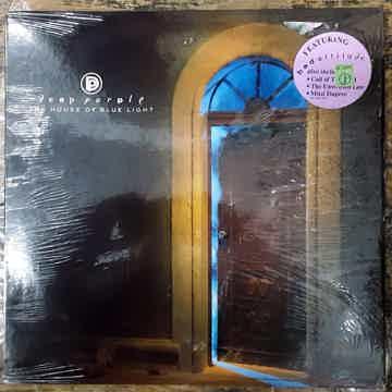 Deep Purple - The House Of Blue Light NM Vinyl LP In Sh...