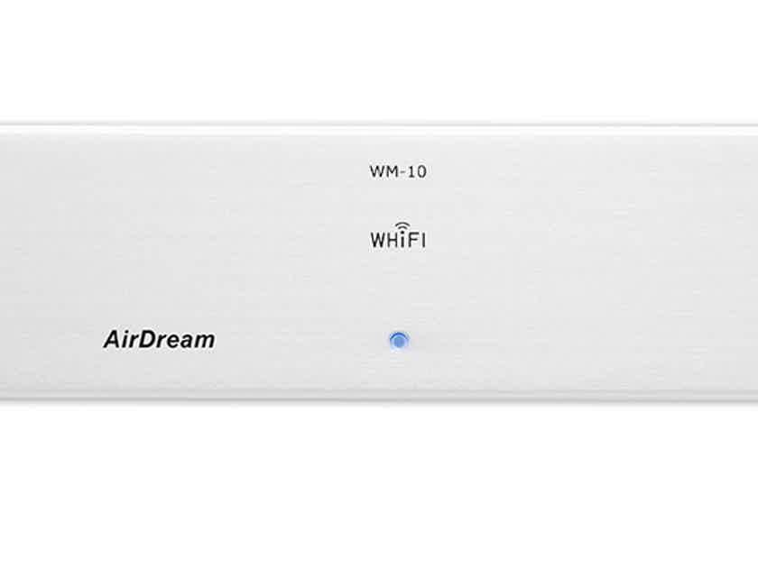 Micromega WM-10 Wi-Fi Music Streamer; Manufacturer Refurbished;  Full Warranty; 75% Off; Free Shipping
