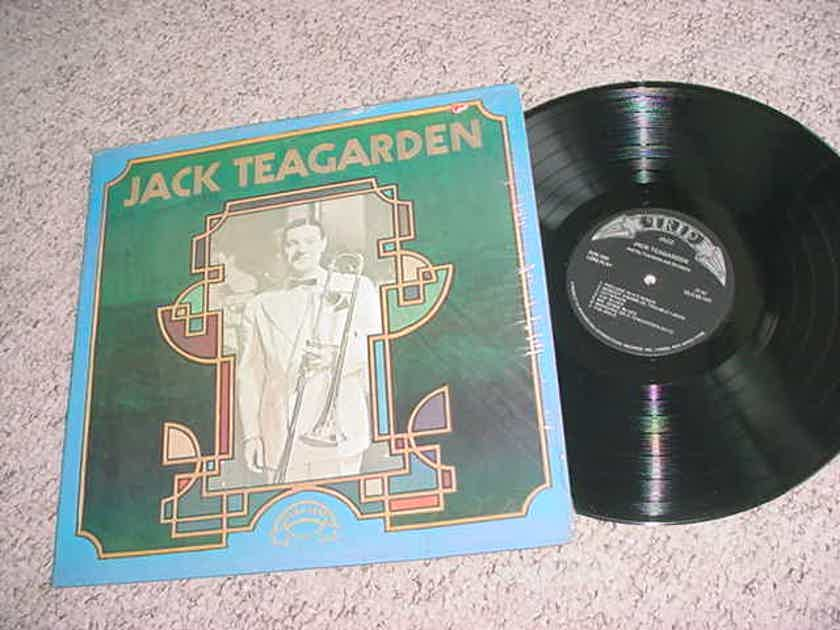 jazz Jack Teagarden - lp record Trip jazz JT-VI LONG PLAY