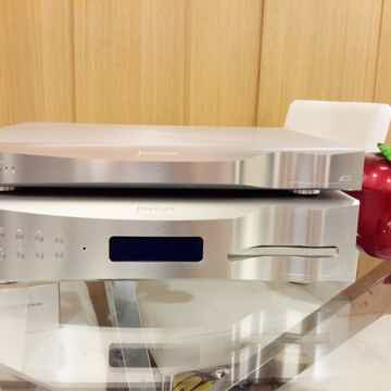 dCS Puccini CD/SACD player with UClock, EXCELLENT ! PLE...