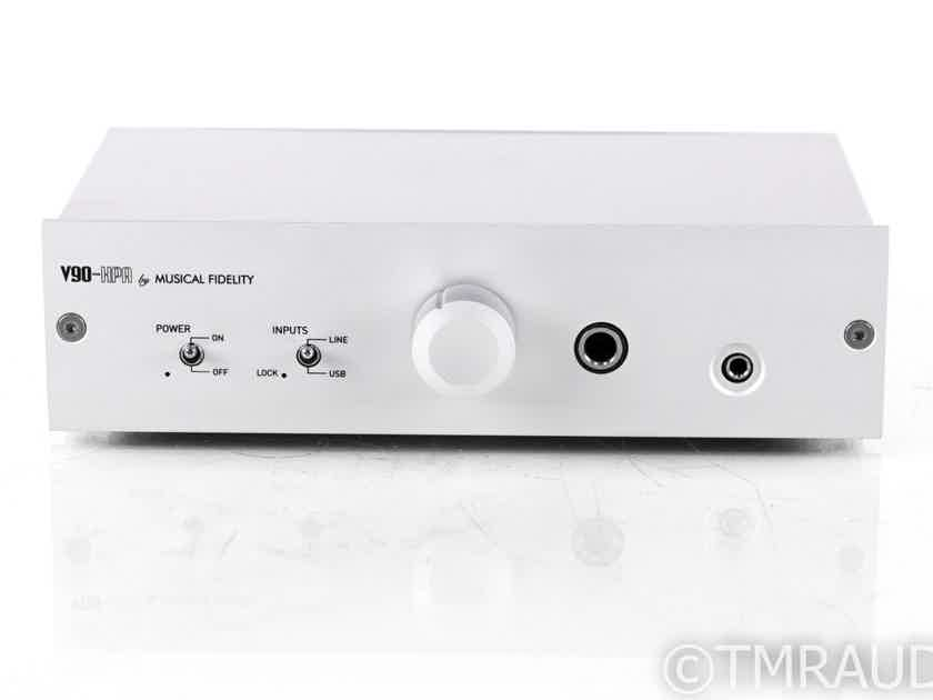 Musical Fidelity V90-HPA Headphone Amplifier; V90HPA (20861)