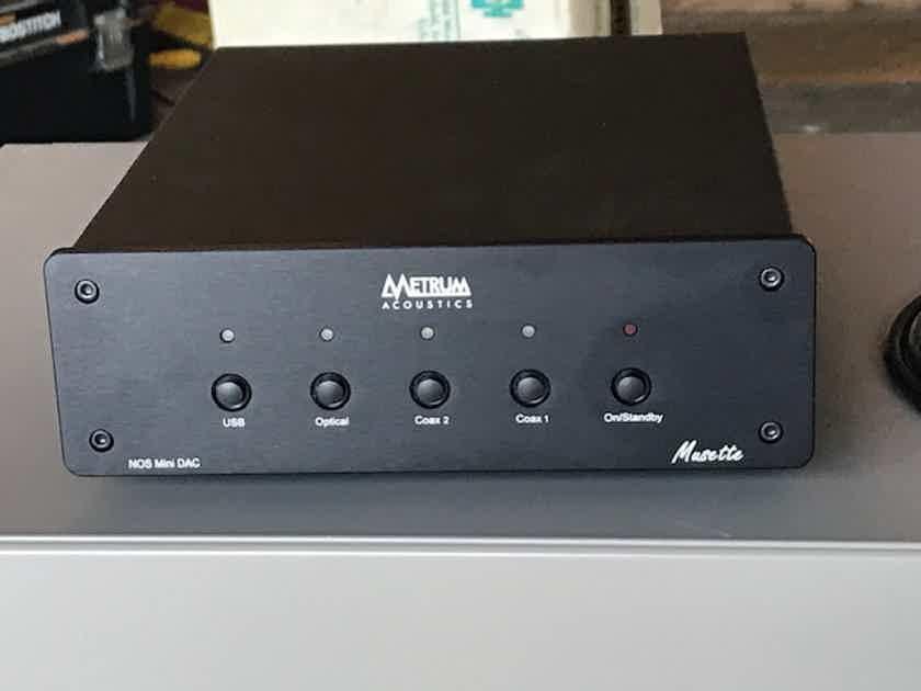 Metrum Acoustics musette