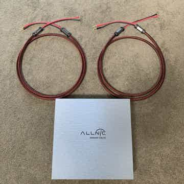 Allnic Audio ZL-3000 speaker cables