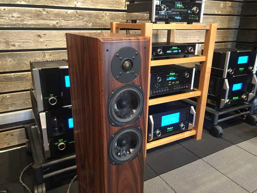 Vienna Acoustics Mozart Floorstanding Loudspeakers - Gorgeous Finish