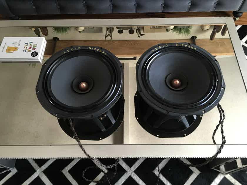 Audio Nirvana Super 12 cast frames