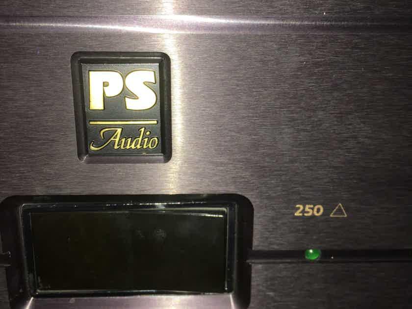 PS Audio Delta 250 mono block amplifier pair-REDUCED