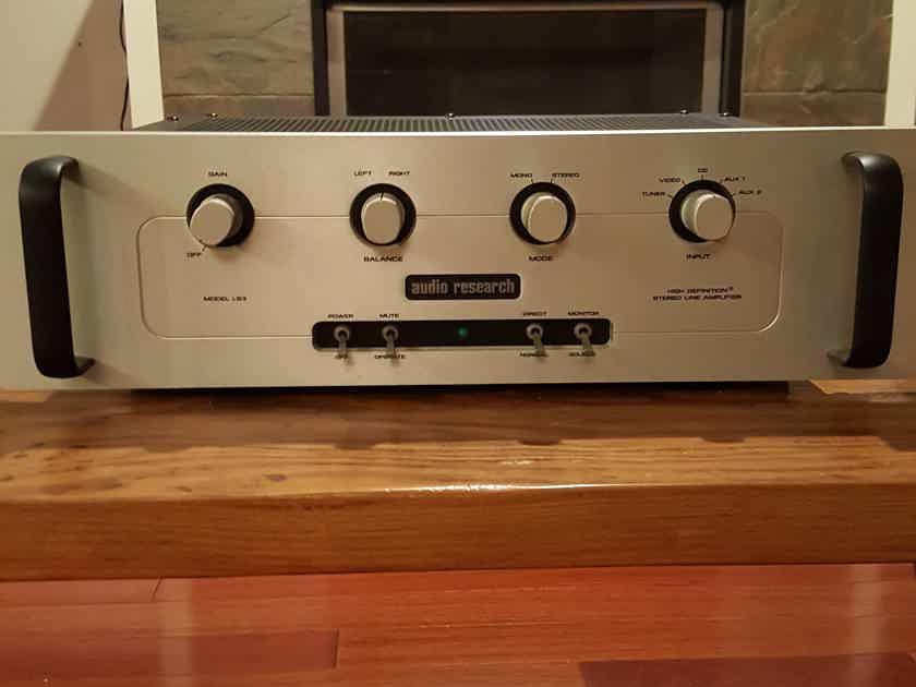 Audio Research LS-3