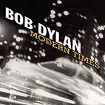 Bob Dylan Modern Times - Sony 180 gram 2 LPs