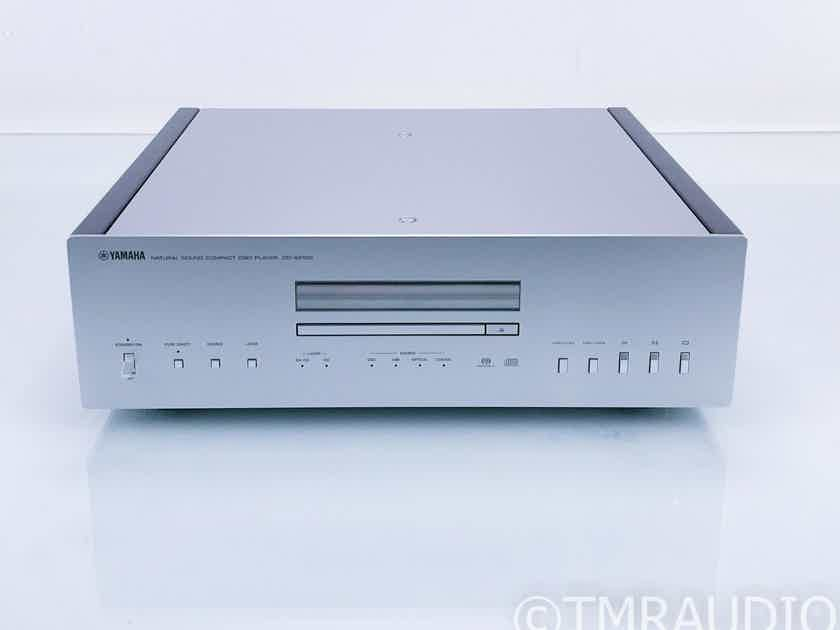 Yamaha CD-S2100 CD / SACD Player; Natural Sound; Remote (SACD playback issues) (17326)