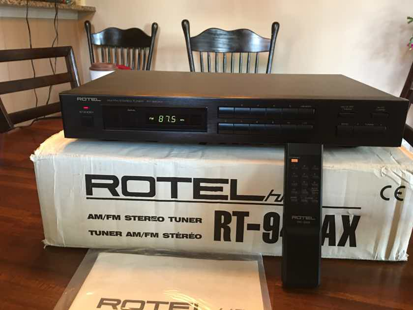 Rotel RT-940ax