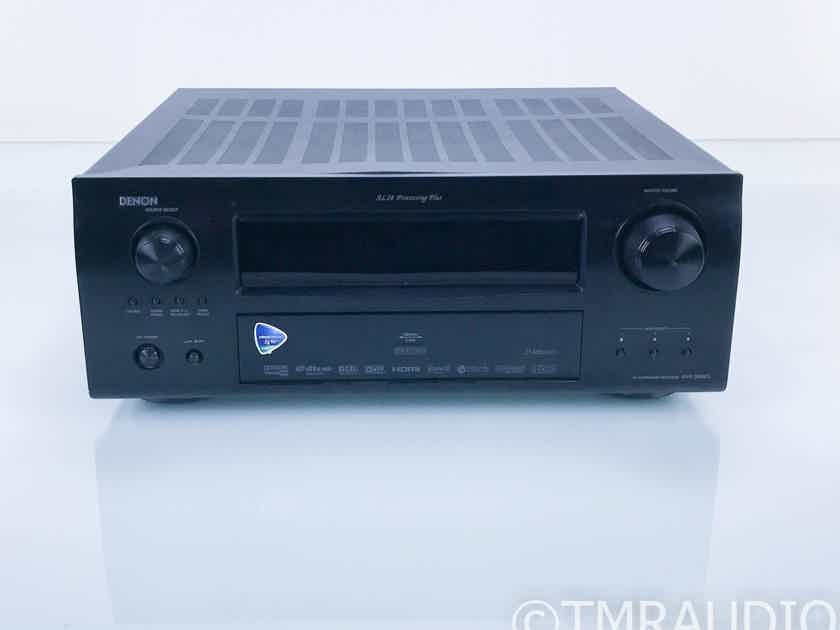 Denon AVR-3808CI 7.1 Channel Home Theater Receiver; AS-IS (Broken Input Knob) (17687)