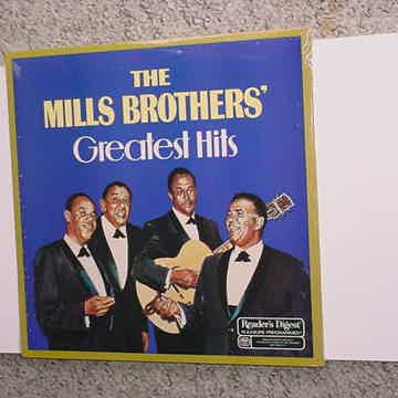 SEALED The Mills Brothers lp record  greatest hits Readers Digest 1986