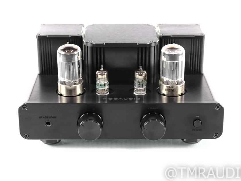 Woo Audio WA2 Stereo Tube Headphone Amplifier; WA-2 (28791)