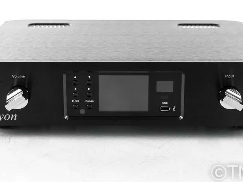 Ayon S-3 Tube Network Streamer / DAC; D/A Converter; Preamplifier; S3 (26710)