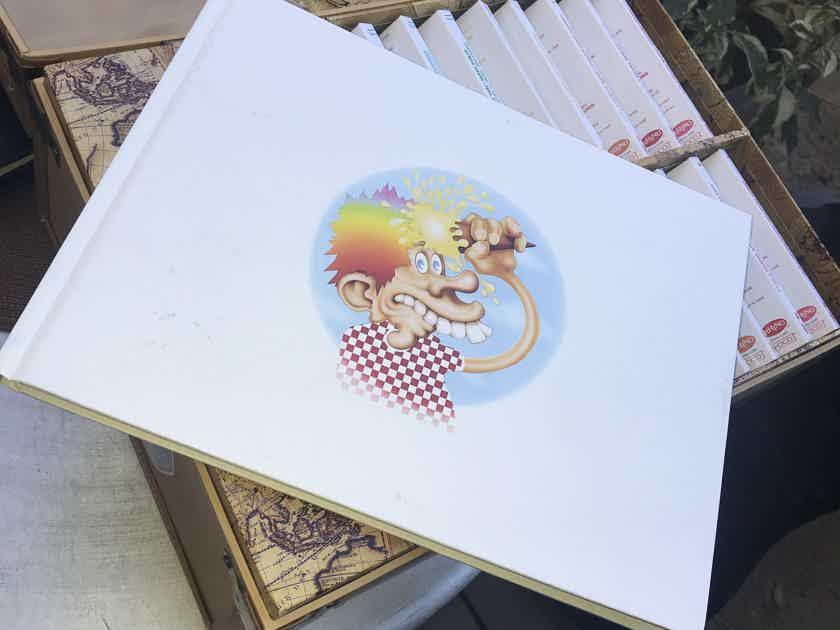 Grateful Dead Europe '72 Box Set Limited 71 Cds