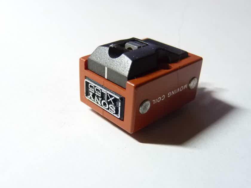 Sony XL-55 phono cartridge 0 hours  LOMC