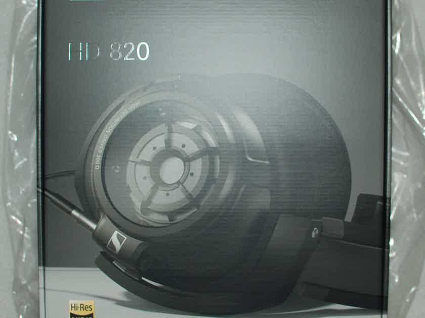 Sennheiser HD820 Closed-Back Headphones ✵✵Brand New✵✵ Free Shipping