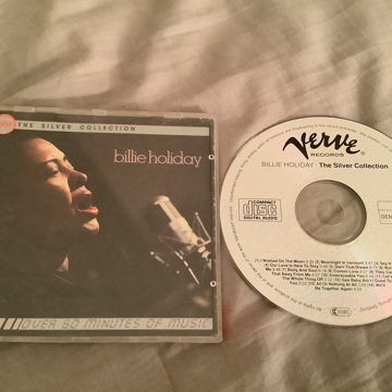 Billie Holiday  Verve Silver Collection