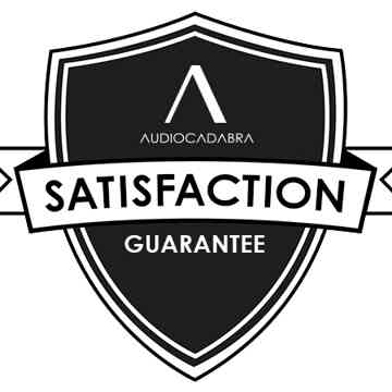 Audiocadabra Satisfaction Guarantee