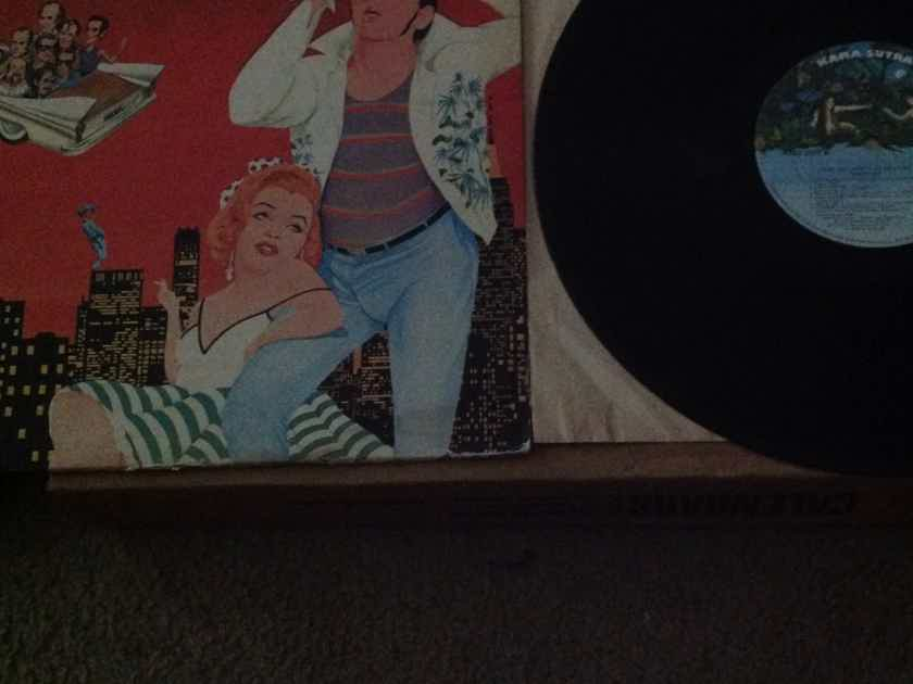 Sha Na Na - From The Streets Of New York Kama Sutra  Records Vinyl LP  NM