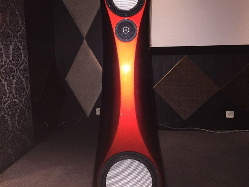Estelon X-Diamond floorstanding loudspeakers , Free ship worldwide !