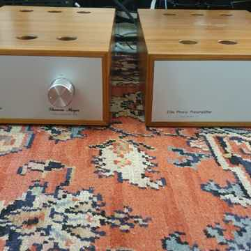 Thomas mayer D3a lcr phonostage