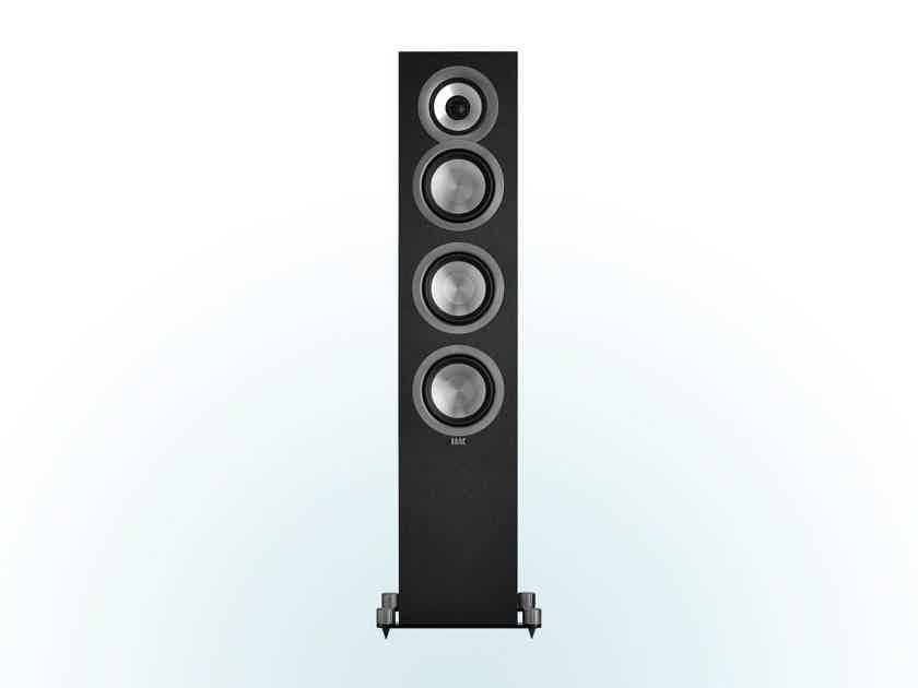 Peachtree Audio Decco 125 with speakers New 120wpc amp with Elac Tower speakers-Save $500