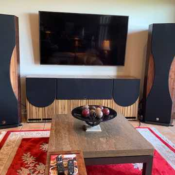 PBN Audio Montana Class Speakers