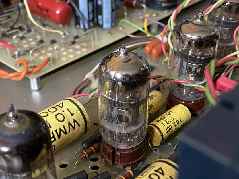 Audio Research SP3 Vintage All Tube Preamplifier - Complete Collector Grade Restoration
