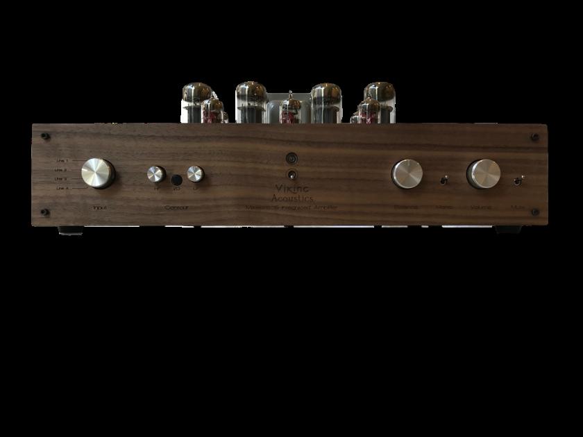 VIKING ACOUSTICS Maestro M-15 Tube Integrated Amplifier