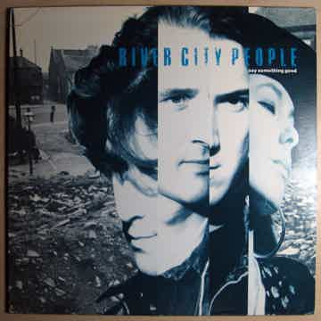 River City People - Say Something Good 1989 NM- Vinyl L...