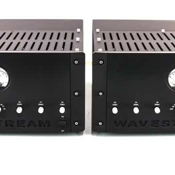 Wavestream Kinetics Boxter M100 Mono Tube Power Amplifier