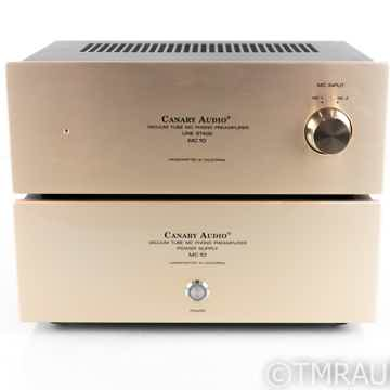 Canary Audio MC10 Tube MC Phono Preamplifier