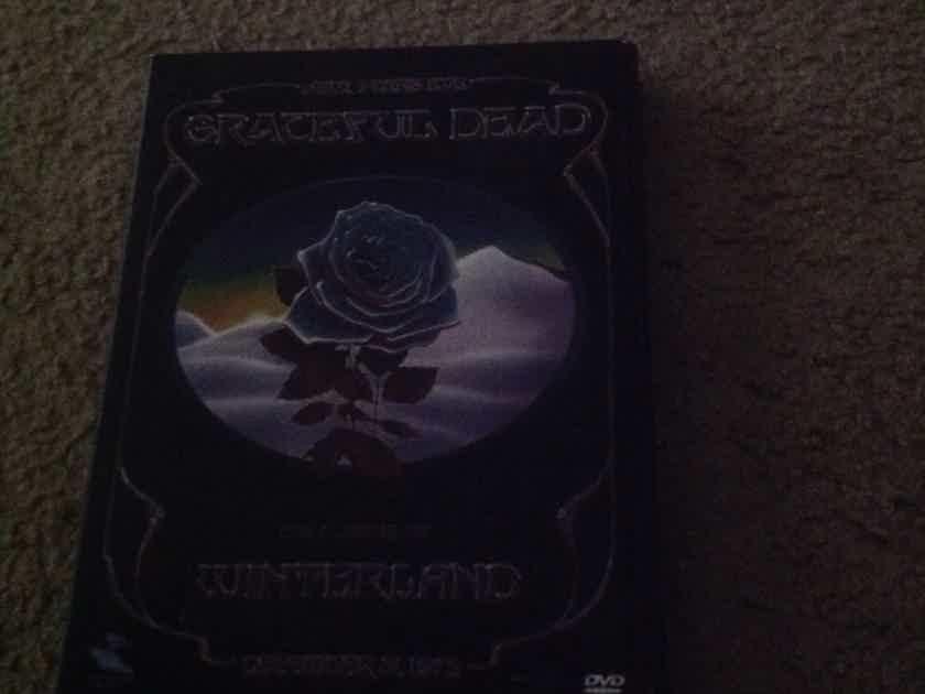 Grateful Dead  The Closing Of Winterland 1978 2 Disc Set