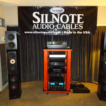 Silnote Audio  Morpheus Reference II Speaker Cables