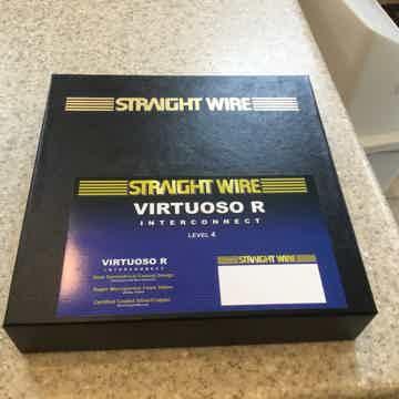 Straightwire Virtuoso R 4M RCA