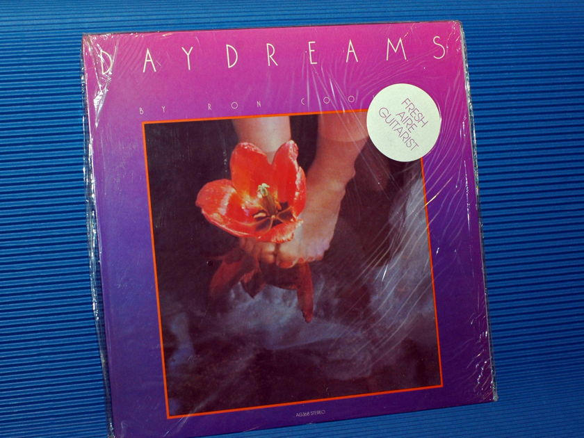 "RON COOLEY  - ""Daydreams"" -  American Gramaphone 1980 SEALED"